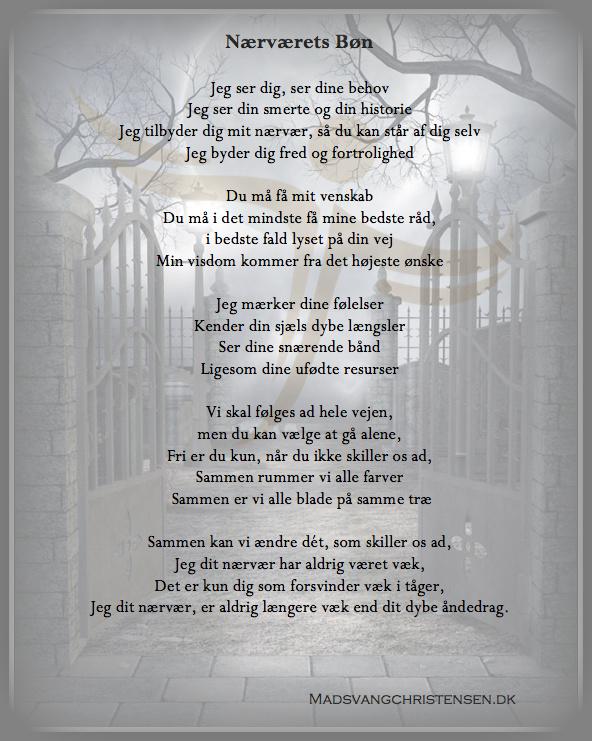 Nærværets bøn